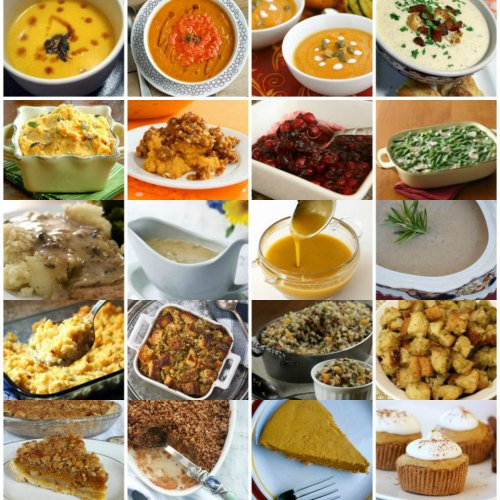 Recipes For Cooking A Gluten-Free Thanksgiving Dinner