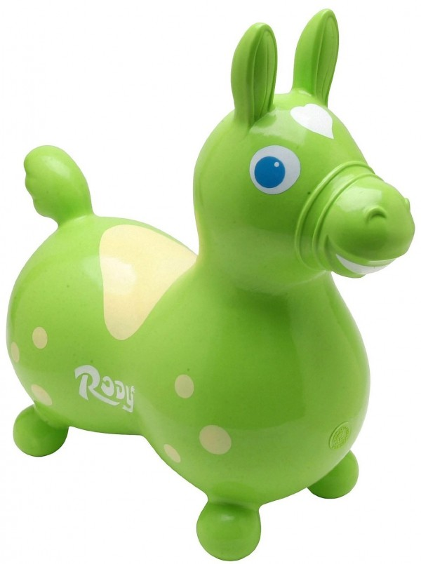 Gymnic Rody Inflatable Hopping Horse Proprioception