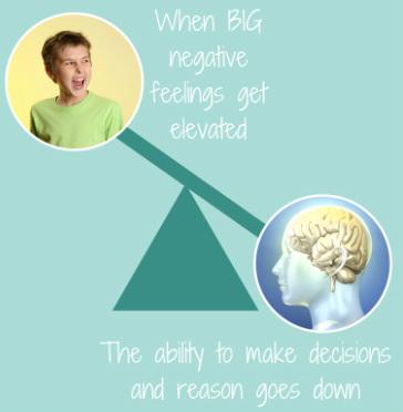 how to help a sensory meltdown