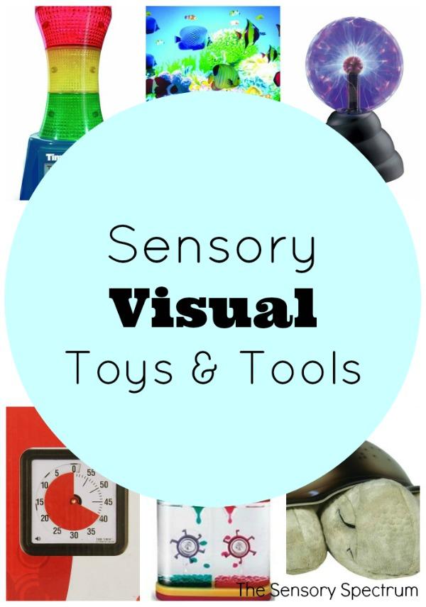 Classroom Ideas For Sensory Integration ~ Sensory visual tools toys the spectrum