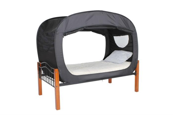 Privacy Pop Bed Tent The Sensory Spectrum